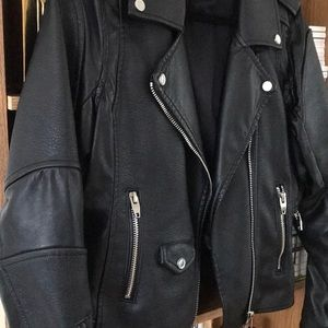 Blank NYC Jackets & Coats - Blank NYC Easy Ryder faux leather jacket